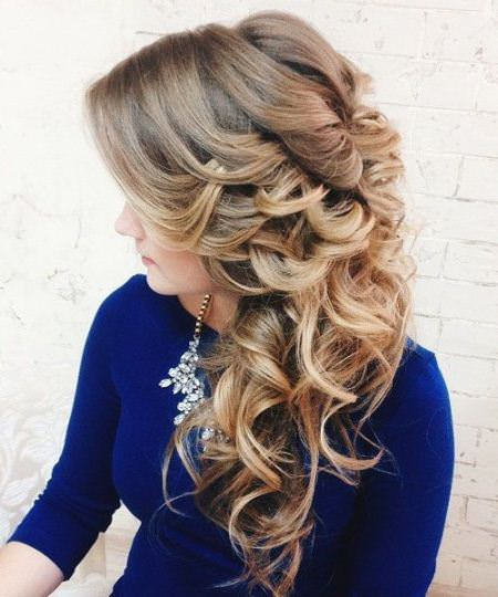 layered and gathered hairstyles wedding hairstyles for long hair