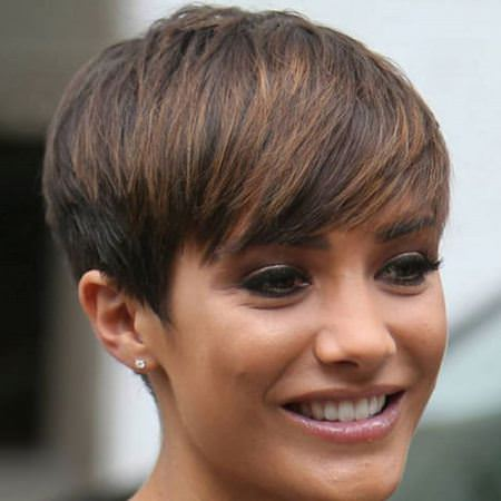 pixie with highlighted layers short haircuts for girls