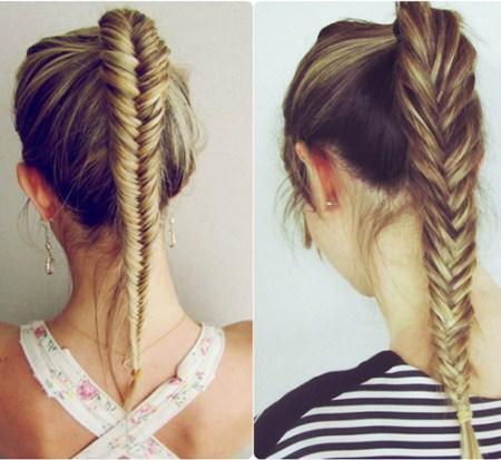 ponytail braidstyles for girls