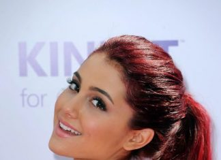 ponytail long red hairstyles