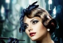 short wavy vintage hairstyle with bangs Vintage Bob Hairstyles