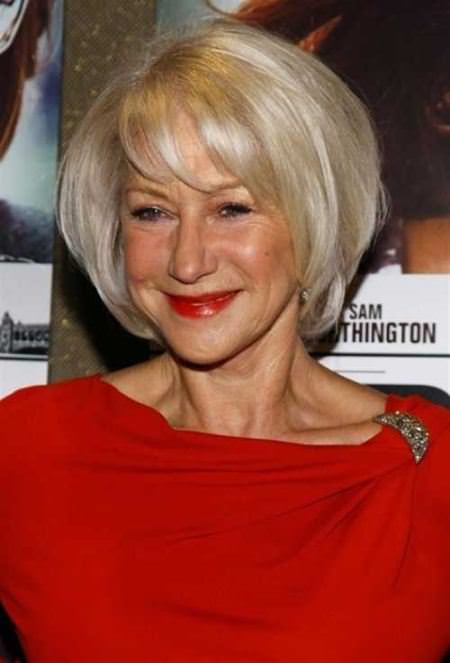 20 Lovely Haircuts For Women Over 70