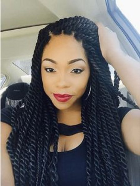 20 natural african hairstyles for any hair length. Black Bedroom Furniture Sets. Home Design Ideas