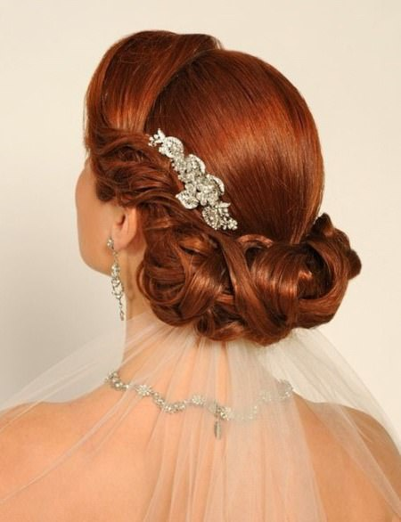 Fabulous curly hairstyles wedding curly hairstyles