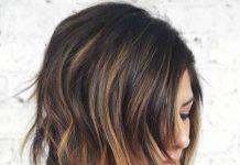 caramel toned short balayage balayage short hair looks