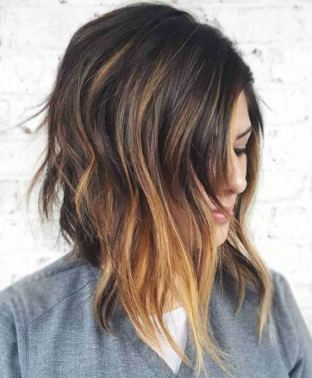 20 Balayage Short Hair Looks