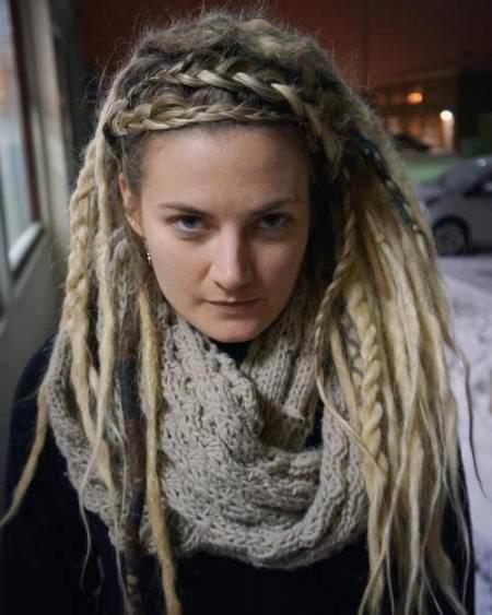 dreads with braids dread locks for women
