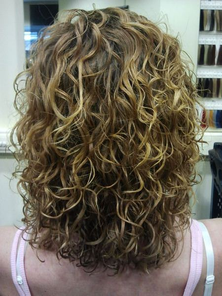 perm styles for thick hair 20 different types of perm hairstyles 1635