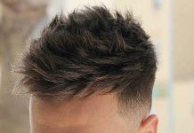 textured french crop hairstyles for men with thick hair